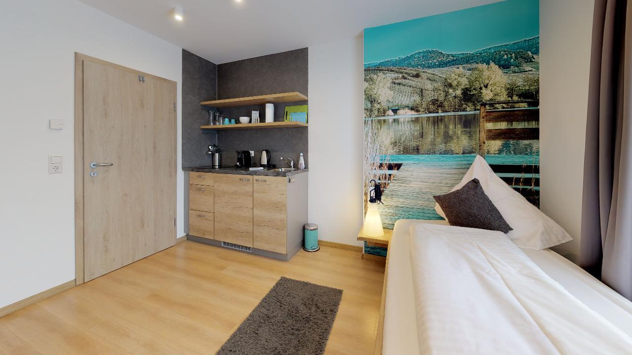 Pension-Breitenauer-See-Willkommen-an-Deinem-Steg-Single-Appartment-5-Bedroom